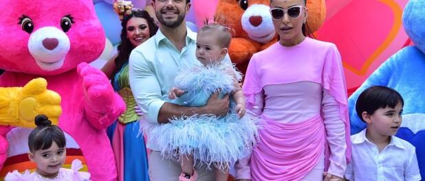 Zoe é elogiada por famosos em novas fotos de festa de aniversário: 'Princesa'