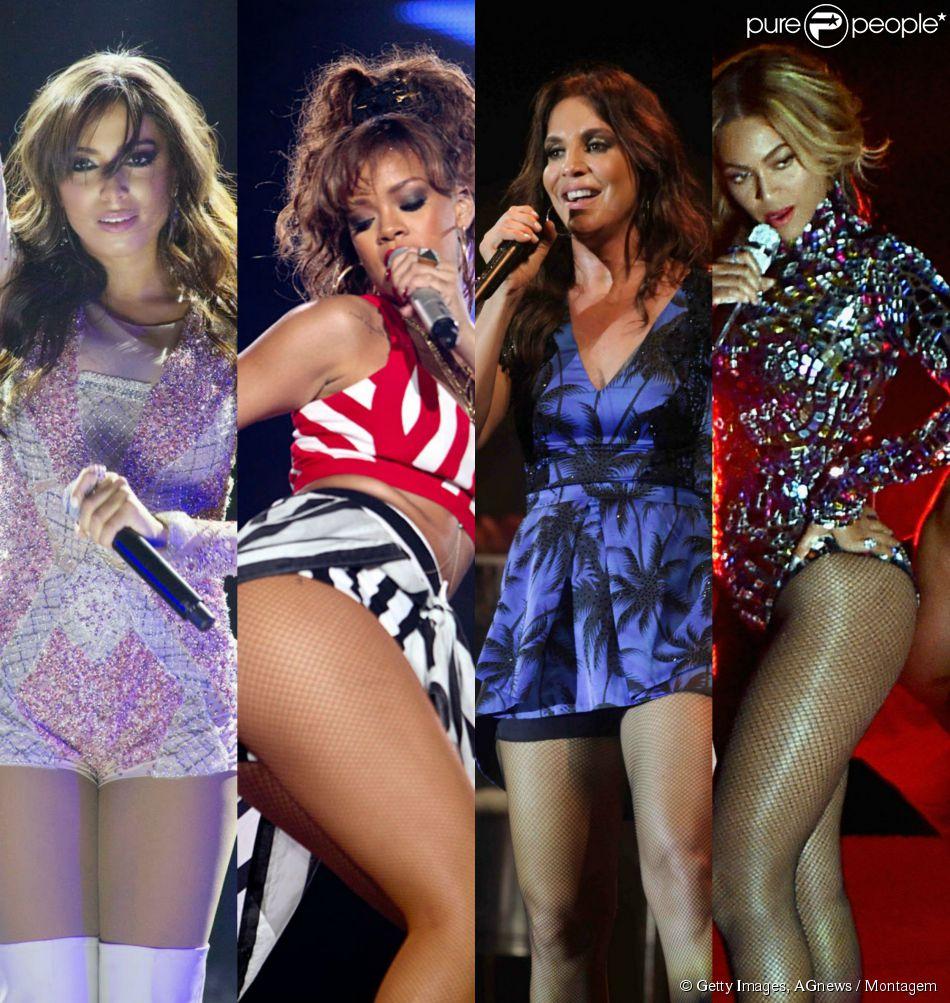 Aprenda a sensualizar com Ivete Sangalo, Anitta, Rihanna, Beyoncé e outras  cantoras em 388a03bcb2