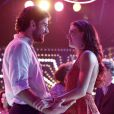 Sandra (Isis Valverde) e Rafael (Marco Pigossi) estão se reaproximando depois de terem brigado e terminado o namoro, em 'Boogie Oogie'