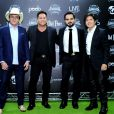 Zezé Di Camargo, Luciano, Chitãozinho, Xororó e Leonardo levaram turnê 'Amigos' para o Rio de Janeiro