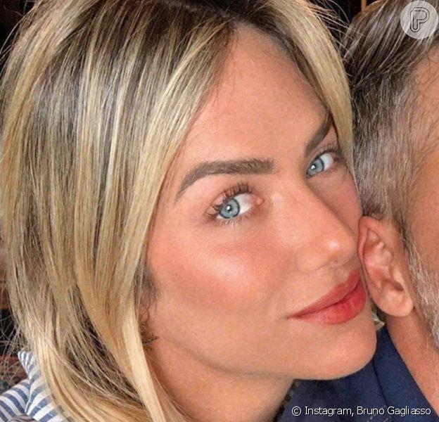 Regina Casé revelou reação de Bruno Gagliasso ao descobrir gravidez de Giovanna Ewbank