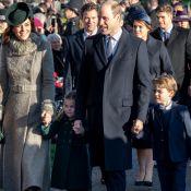 De presente fofo aos looks: tudo sobre George e Charlotte em 1ª missa de Natal