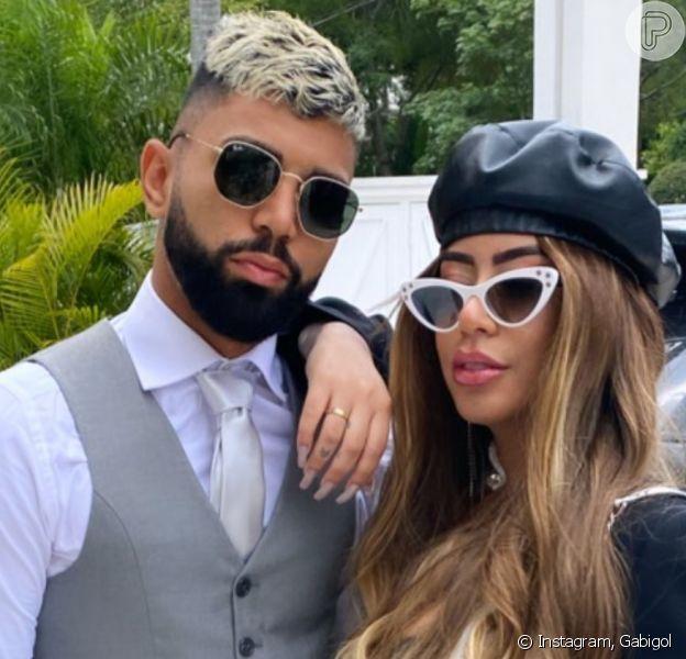 Fim de namoro! Gabigol e Rafaella Santos se separam e jogador não vai às festas de Neymar