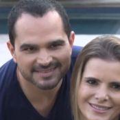 Luciano Camargo mostra mansão onde vive com a mulher, Flávia: 'Um sonho'