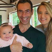 Manu faz 6 meses! Veja 25 momentos de pura simpatia da filha de Ticiane Pinheiro