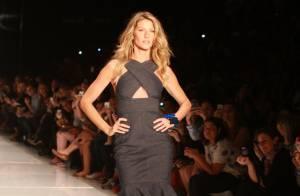 Gisele Bündchen virá ao Brasil para desfilar na São Paulo Fashion Week