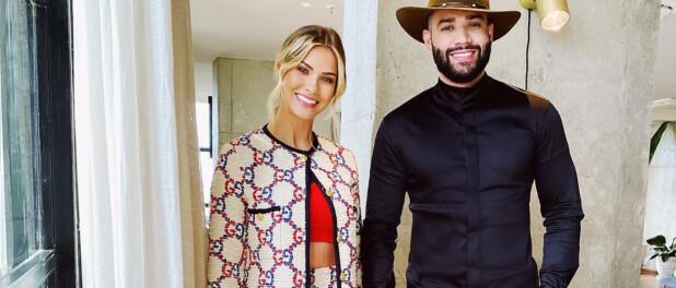 Andressa Suita sugere look de show para Gusttavo Lima ao vê-lo malhar: 'Burca'