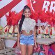 Ex-BBB Munik Nunes falou sobre os preparativos para o Carnaval