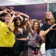 Caon, Ivy, Renata e Daniel estão na Casa de Vidro, mas só dois vão entrar no 'Big Brother Brasil 20'
