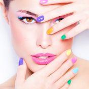 Nail art para o Carnaval: estampas, mix de cores e glitter para copiar já!