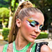 Strass, franjas e muito brilho! O estilo das famosas em blocos do Carnaval 2020
