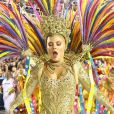 Luisa Sonza arrasou em sua estreia na Sapucaí neste carnaval, 24 de fevereiro de 2020