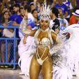 Raissa de Oliveira, rainha da Beija-Flor, opina sobre corpo: 'As pessoas estavam acostumadas com o corpo da Raissa menina. Agora é um outro corpo, da Raissa mulher'