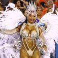 Rainha da Beija-Flor, Raissa fala sobre primeiro Carnaval após ser mãe: 'Agora tudo é diferente'
