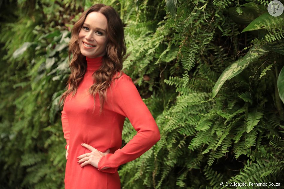 Mariana Ximenes é embaixadora de campanha pelo fim do termo 'tomara que caia'