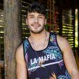 Lucas Viana encontrou Hariany Almeida pela 1ª vez após fim de 'A Fazenda 11'