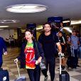 Gabriela Pugliesi e marido, Erasmo Viana, viajaram para Bahia para o casamento da irmã da influencer