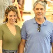 William Bonner e Natasha Dantas adotam casal de pets em ONG: 'Novos pais'