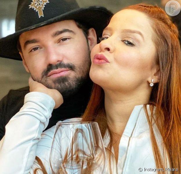 Dupla de Maraisa, Maiara exibe clima de romance com Fernando Zor em show no 'BBB'