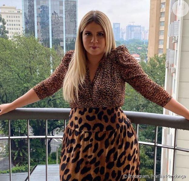 Marília Mendonça vai lançar música nova durante quarentena