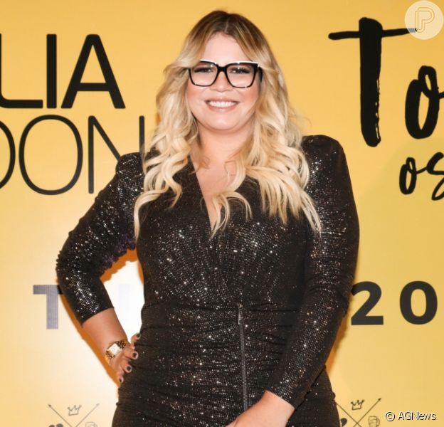 Marília Mendonça anuncia show em live durante quarentena em post nesta sexta-feira, dia 03 d abril de 2020