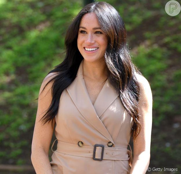 Meghan Markle terá mentoria de Angelina Jolie para voltar à carreira de atriz, indica jornal britânico nesta semana