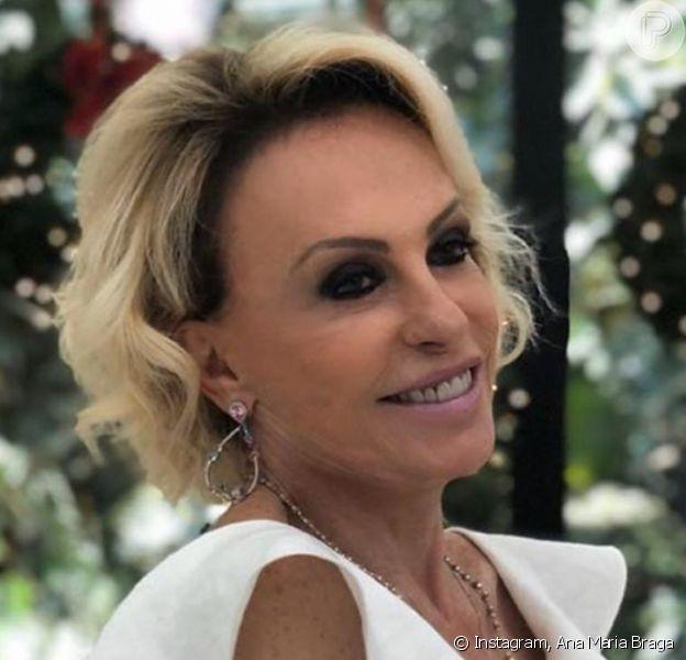 Tratando câncer, Ana Maria Braga vai fazer exames decisivos na semana que vem: 'Para ter certeza de que tudo acabou. Sou uma otimista nata'