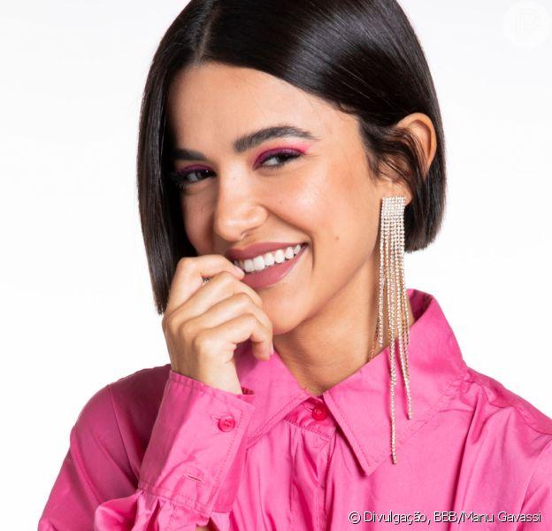 Manu Gavassi é dona de makes antenadas com a moda no 'BBB20'. Confira algumas delas na galeria deste sábado, dia 18 de abril de 2020