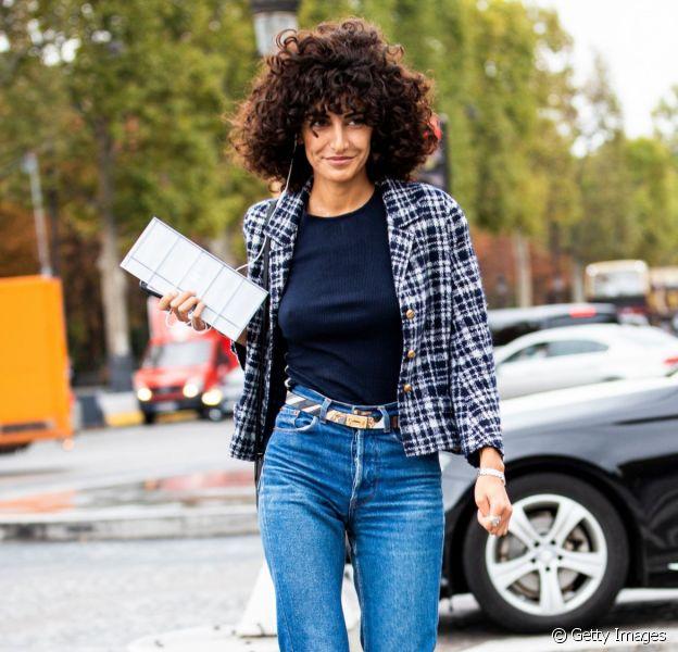 Calça jeans da moda? Invista no seu estilo com as peças que tem em casa e faça combinações que vão deixar o lookinho bem fashion