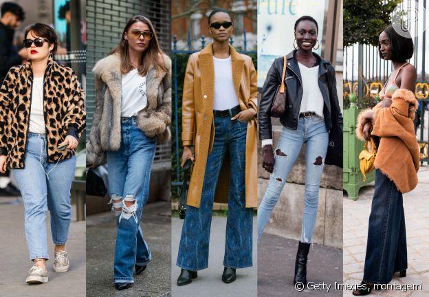 Modelos de calça jeans que não saem da moda