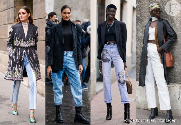 Coloração e customização do jeans vai ajudar a dar um toque mais fashionista à produção