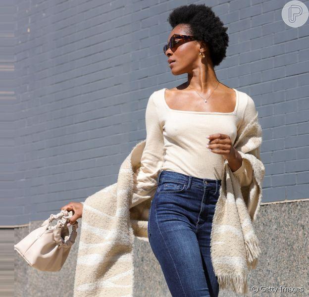 Veja 100 imagens de produções com calça jeans para inspirar os seus looks!