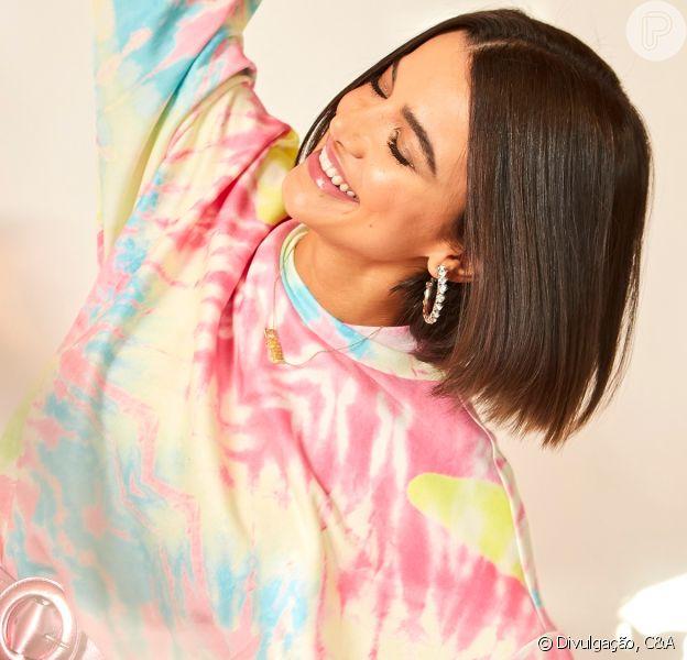 Manu Gavassi terá linha de roupas na C&A: saiba tudo sobre a coleção da cantora com a marca em matéria nesta quarta-feira, dia 20 de maio de 2020