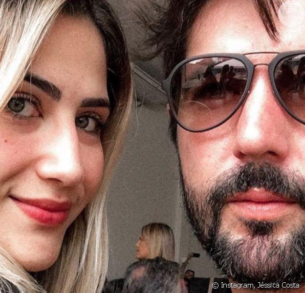 Jéssica Costa se pronunciou a respeito do fim do casamento com Sandro Pedroso: 'Ano de mudanças e surpresas'