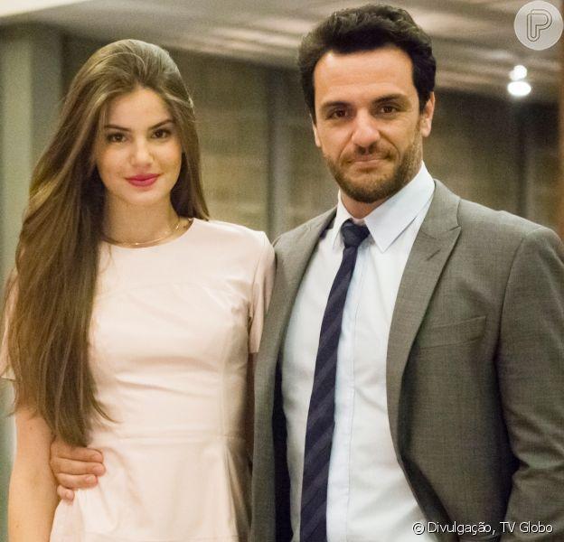 Camila Queiroz confirma papel na segunda temporada da novela 'Verdades Secretas', de Walcyr Carrasco