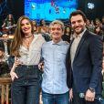 Camila Queiroz elogia Rodrigo Lombardi: 'S em você, não teria nem metade do sucesso da Angel. Muito obrigada'