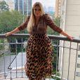 Marília Mendonça se jogou em produções estilosas que refletem a maternidade
