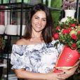 Suzana Alves brincou ao falar de planos para o Dia dos Namorados com o marido, Flávio Saretta: 'Vai ser com as crianças'