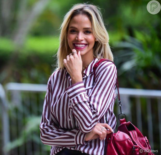 Grávida, Carol Dias renova visual e Claudia Leitte tieta modelo em vídeo nesta terça-feira, dia 23 de junho de 2020