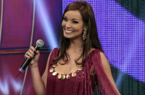 Carol Nakamura é dispensada do 'Domingão': 'Já não aparece no próximo programa'
