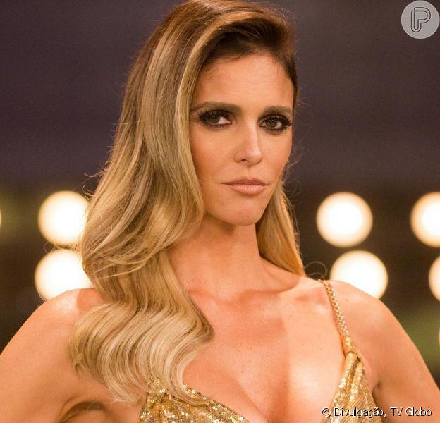 Fernanda Lima lamentou a morte do pai em decorrência do Coronavírus
