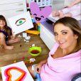 Ticiane Pinheiro fez declaração emocionante para a primogênita