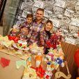 Zé Neto está valorizando ainda mais os momentos em família na quarententa