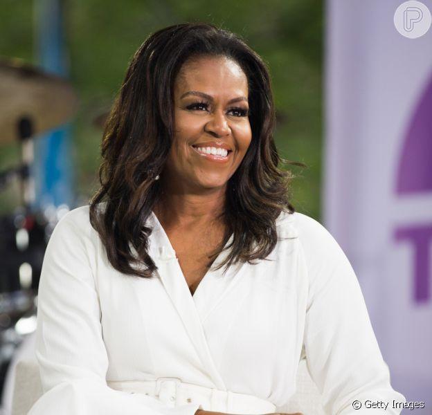Michelle Obama lança podcast: 4 motivos para não perder essa novidade. Confira em matéria nesta terça-feira, dia 28 de julho de 2020