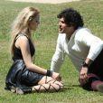 Megan (Isabelle Drummon) fica com Arthur (Dudu Azevedo) no último capítulo de 'Geração Brasil'