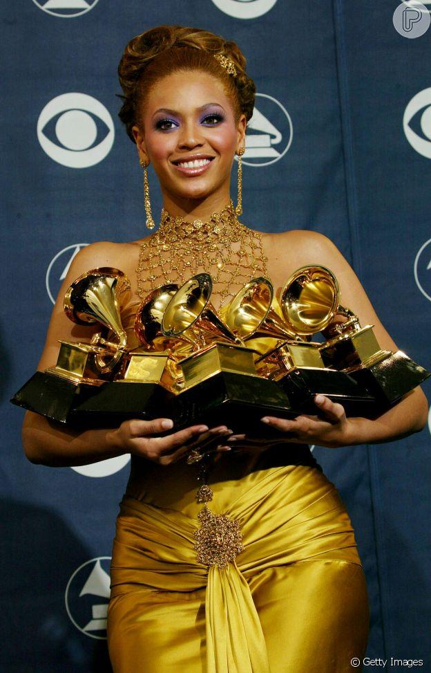 Beyoncé faz história no mundo da música