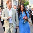 Meghan Markle e Harry optaram por devolver à realeza britânica o dinheiro gasto na reforma da mansão