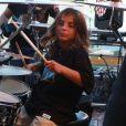 Marcelo, filho de Ivete Sangalo, está com 10 anos de idade