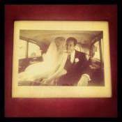 Grávida, Carol Trentini comemora um ano de casamento com fotógrafo Fabio Bartelt
