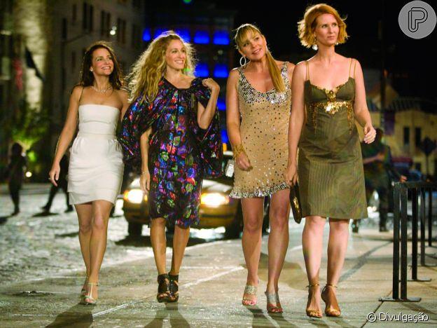 Carrie Bradshaw aparece com 81 figurinos em 'Sex and the City - O Filme'